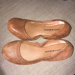 Lucky Brand Ballet Type Shoe